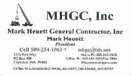 Mark Heuett