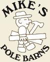 Mikes Pole Barn logo_