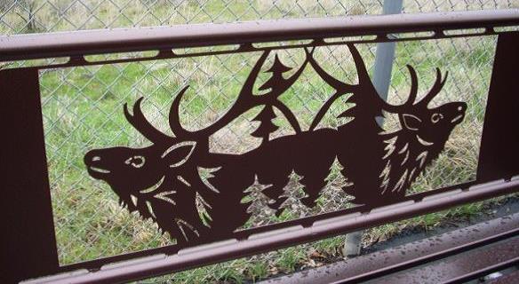 Benches-Elk